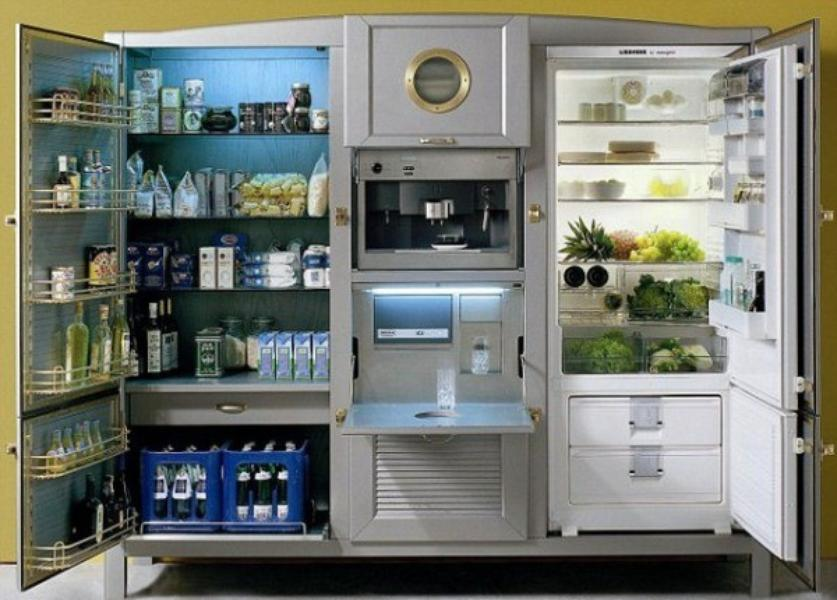 Most Expensive Kitchen Items Fridge