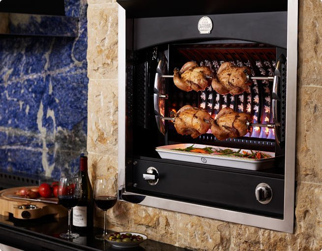 Most Expensive Kitchen Item Rotisserie