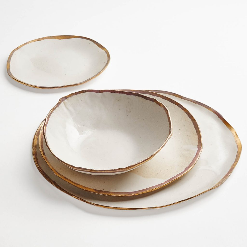 Jan Burtz Dinnerware