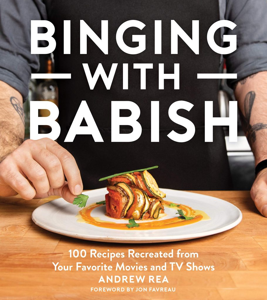 Essential Cookbooks Binging with Babish