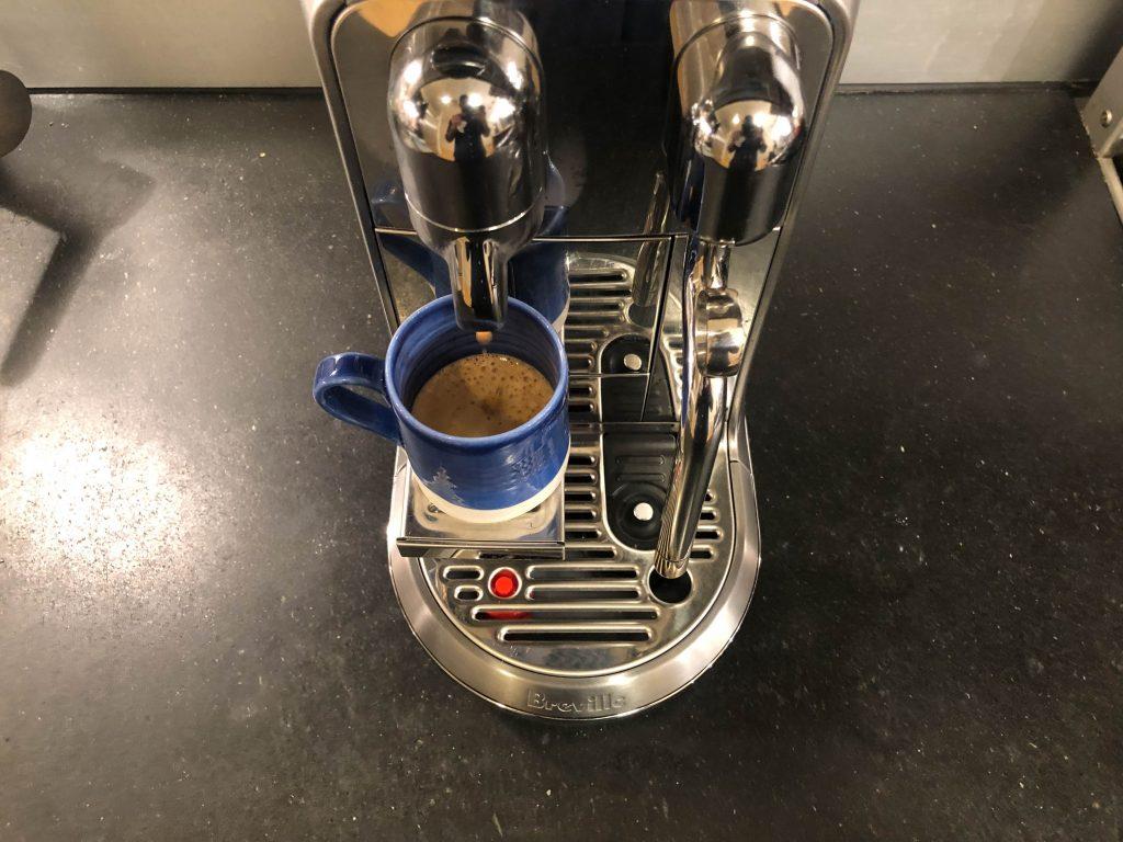 Fresh Brewed Espresso