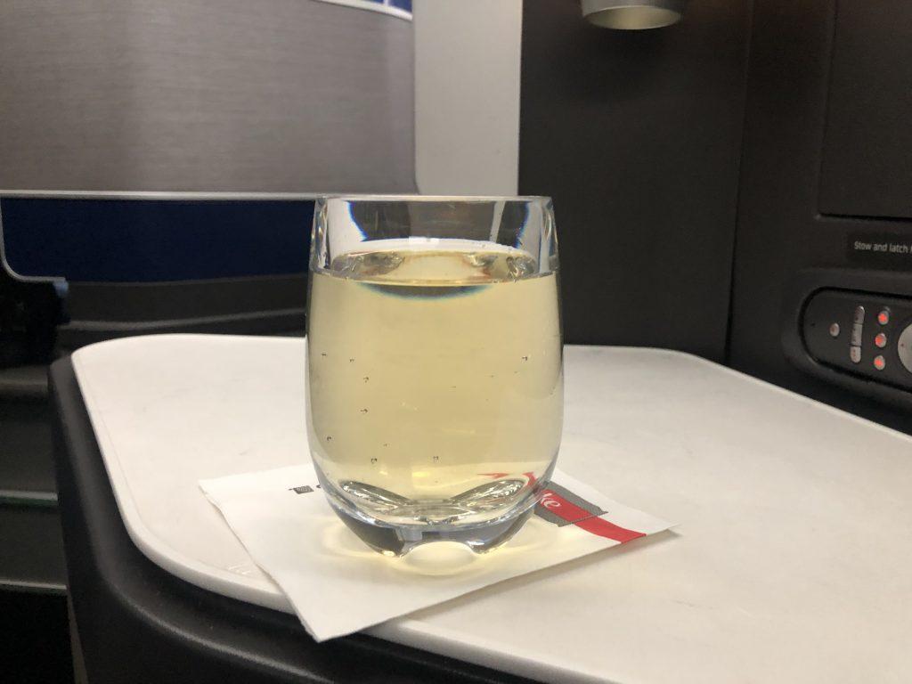 Pre-Departure Wine