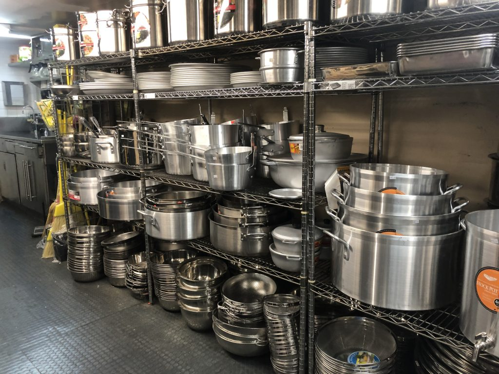 Pots and Sauce Pans
