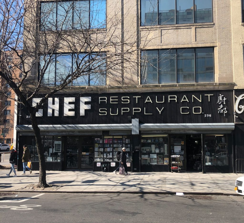 Chef Restaurant Supply Store