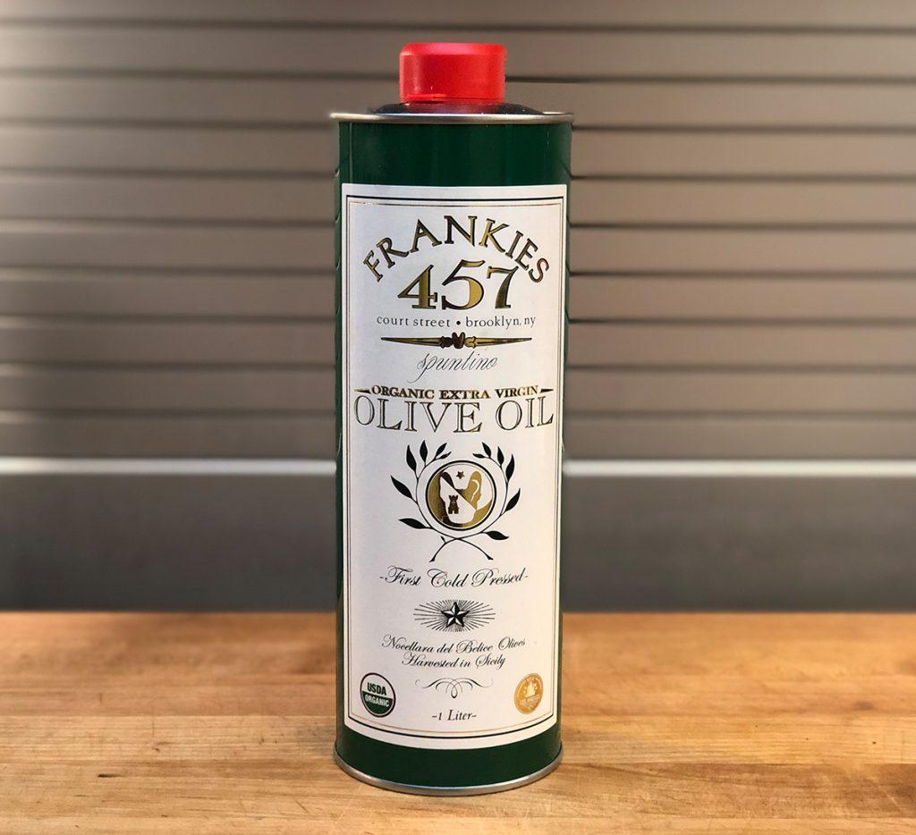 Frankies 457 olive oil