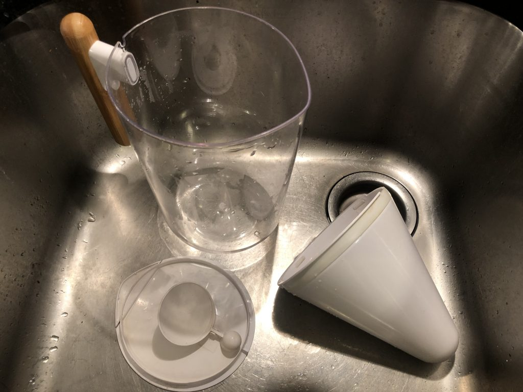 How to Clean a filtered water pitcher