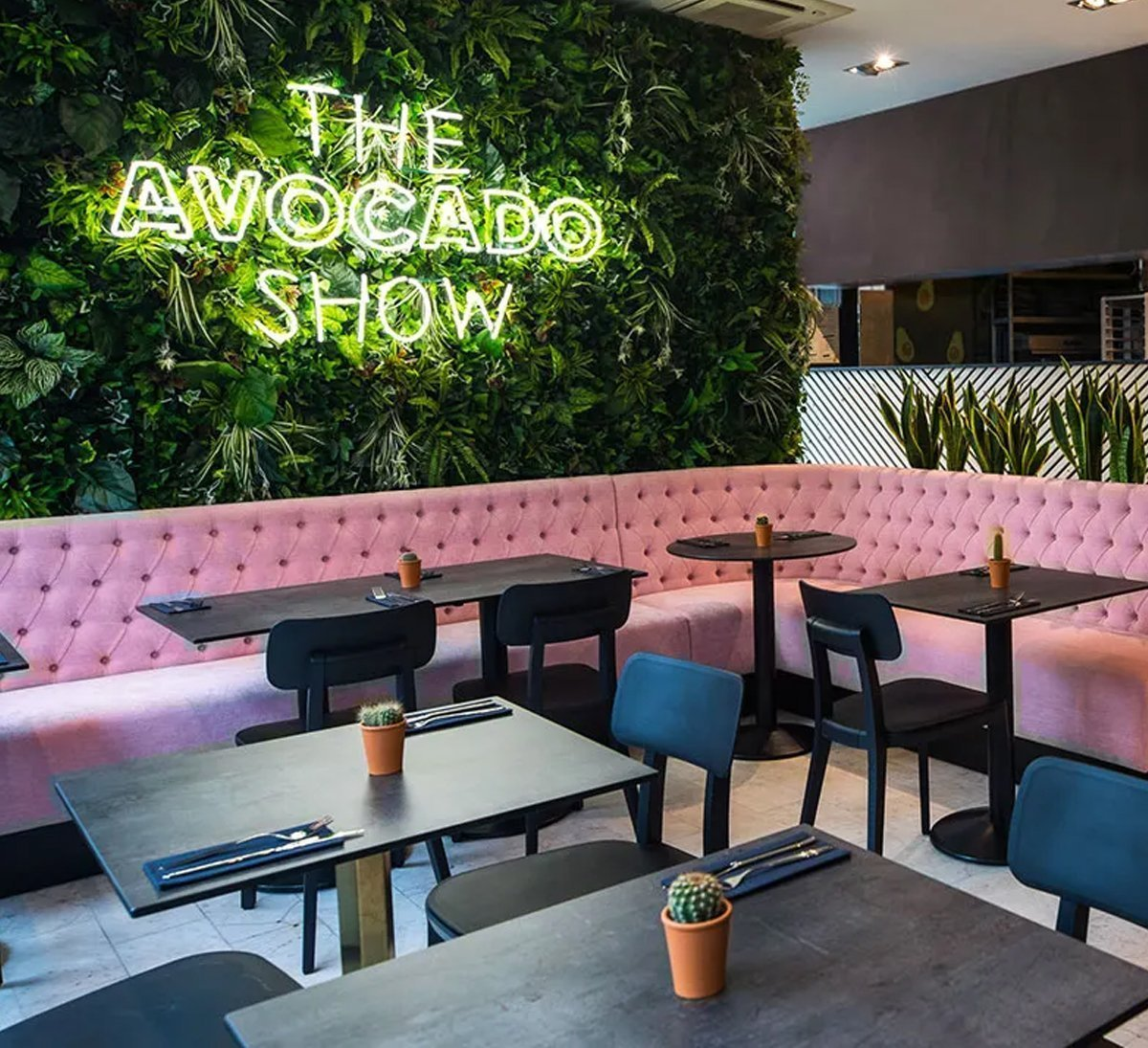 These Restaurants Are Dedicated To Avocado Everything