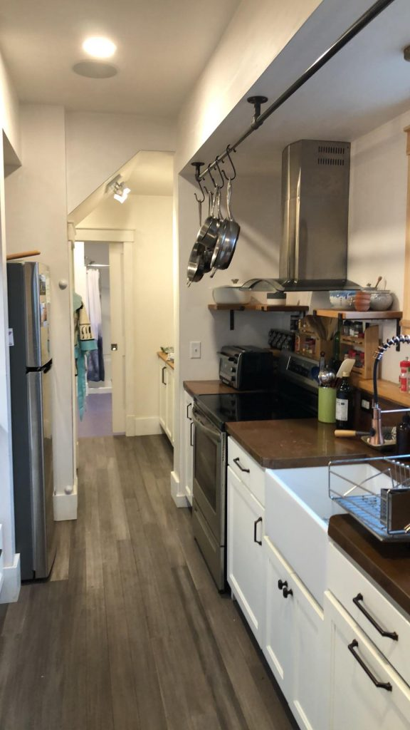 Eco-Friendly Kitchen Reno