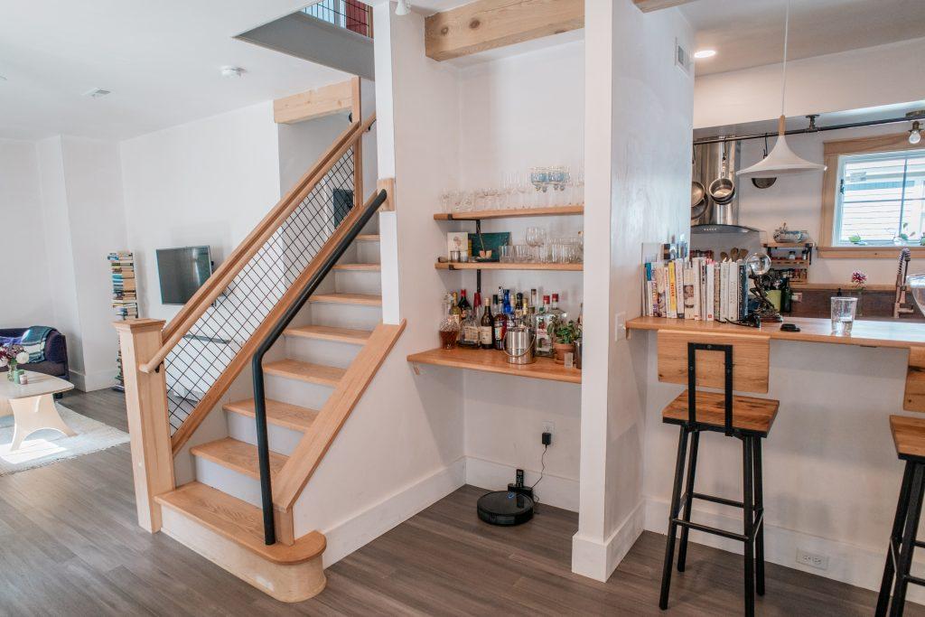 Eco-Friendly Kitchen Bar