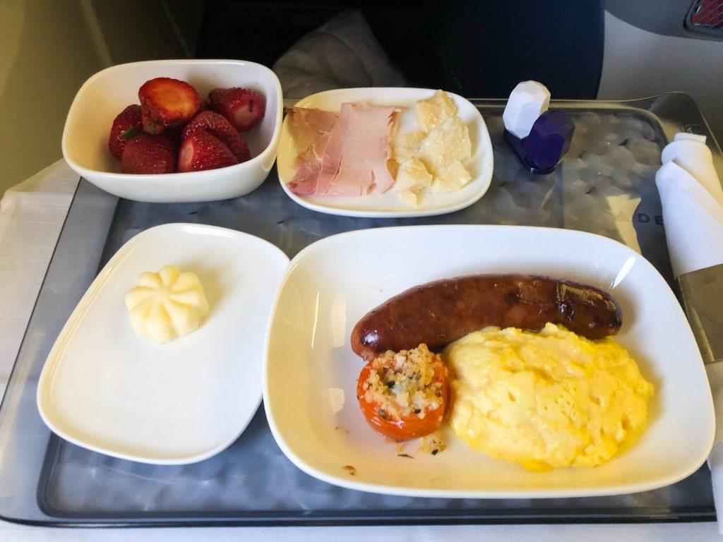 Delta breakfast