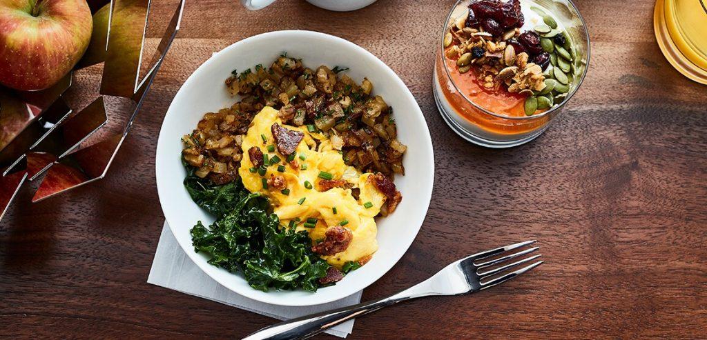 delta breakfast bowl