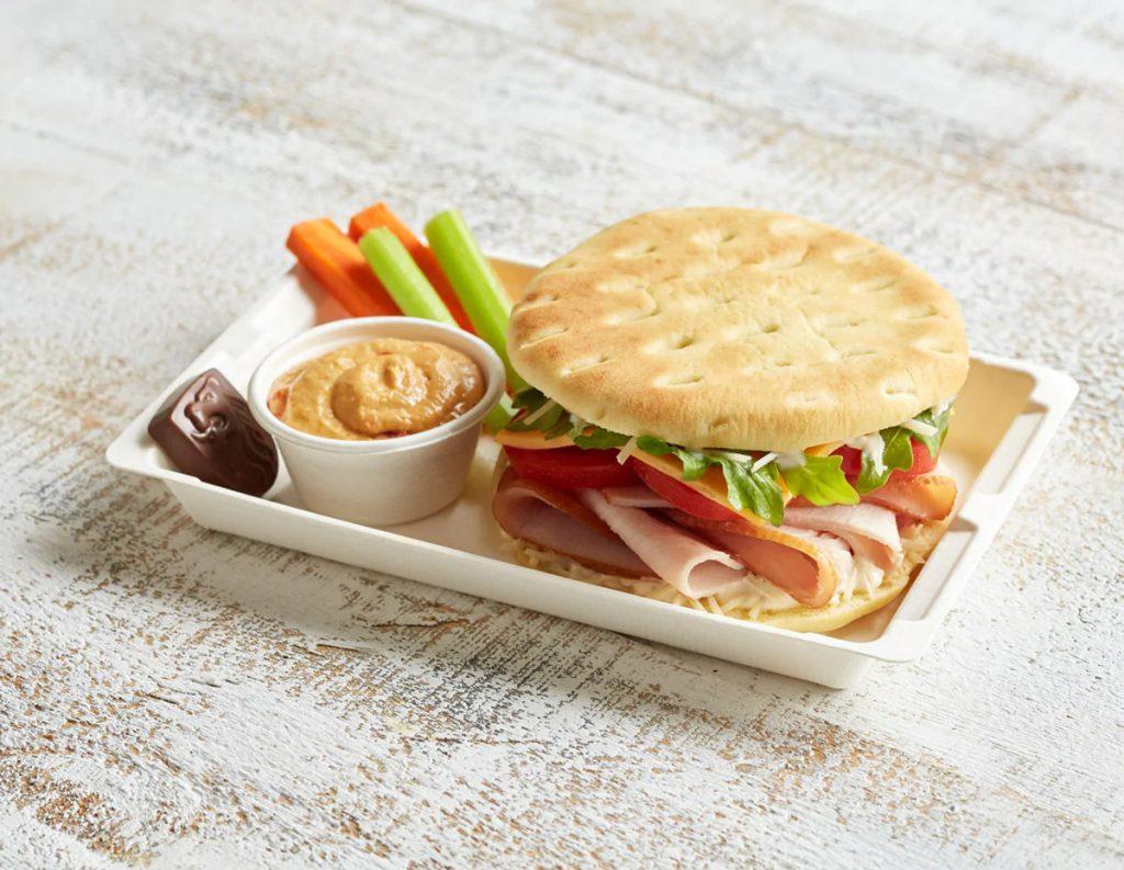 delta sandwich