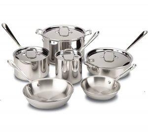 T-fal nonstick cookware