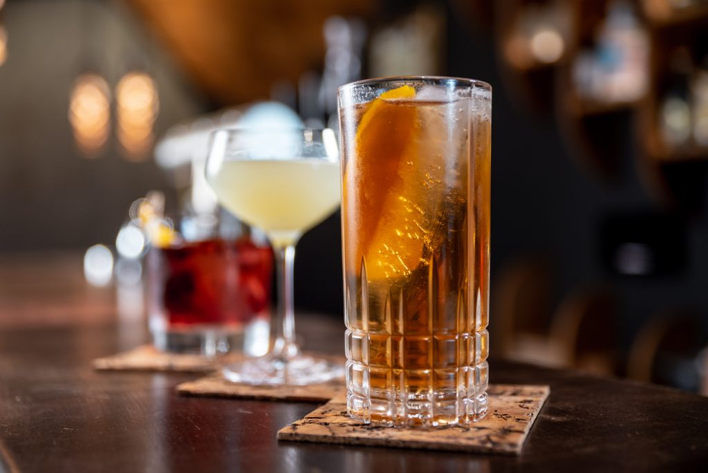 highball whisky glass