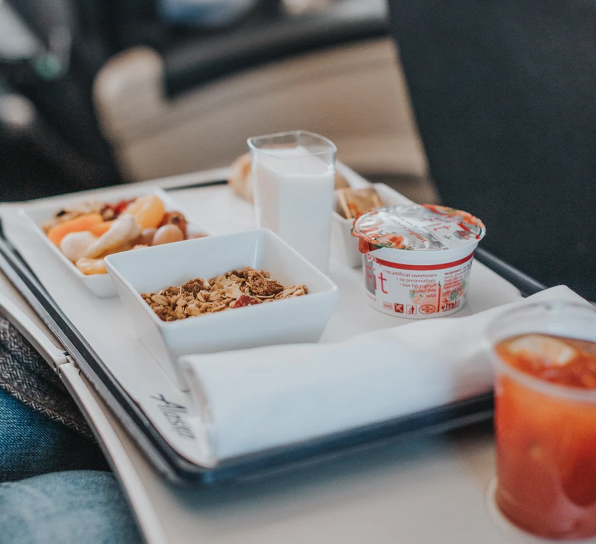 Airlines With The Best Food in the Skies