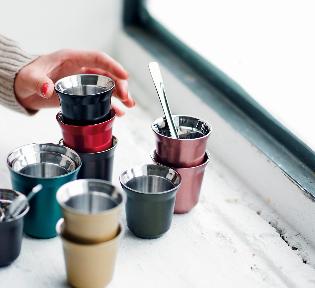 Brighten your everyday coffee: A review of Nespresso PIXIE collection