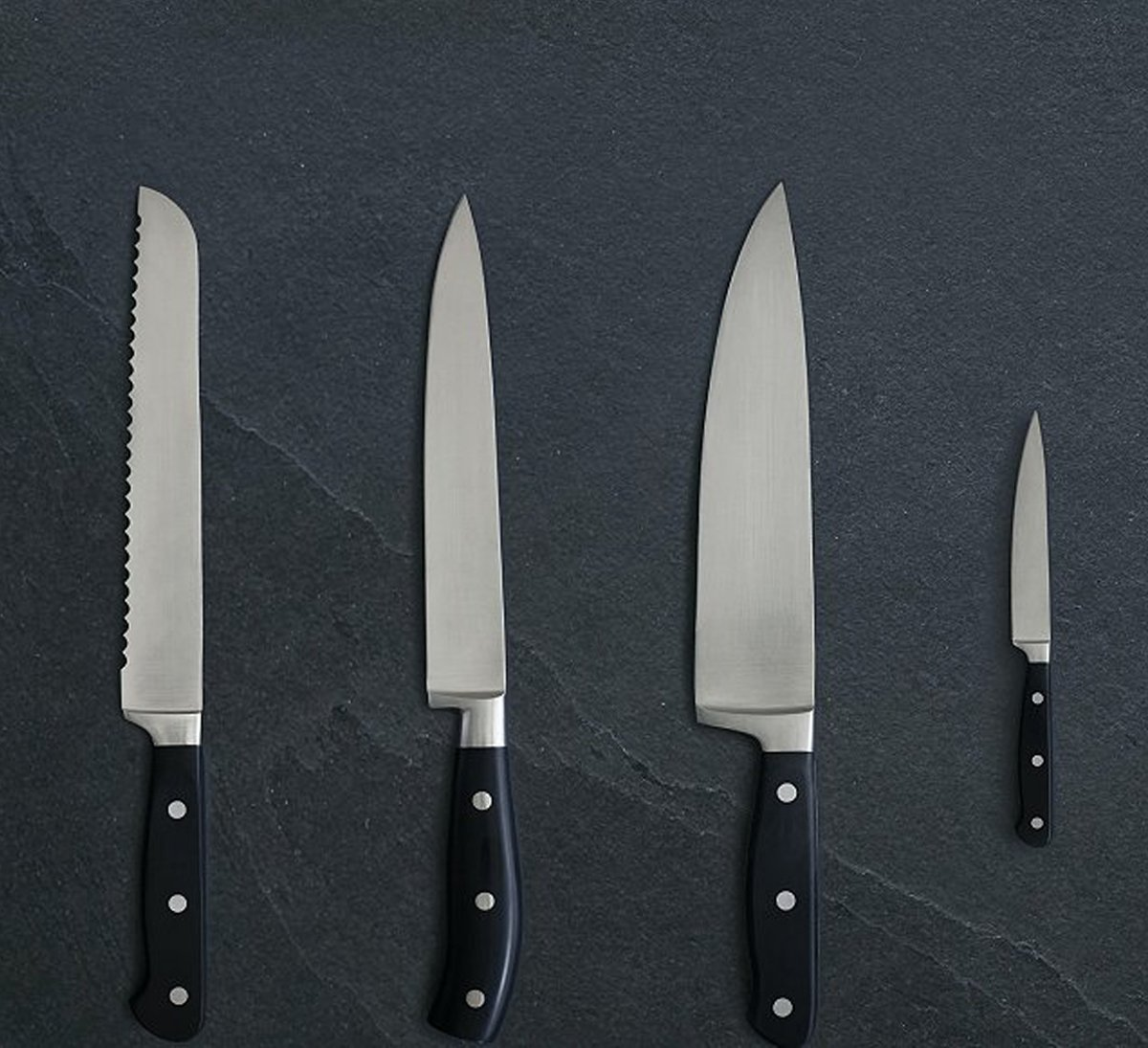 All of the Different Types of Kitchen Knives