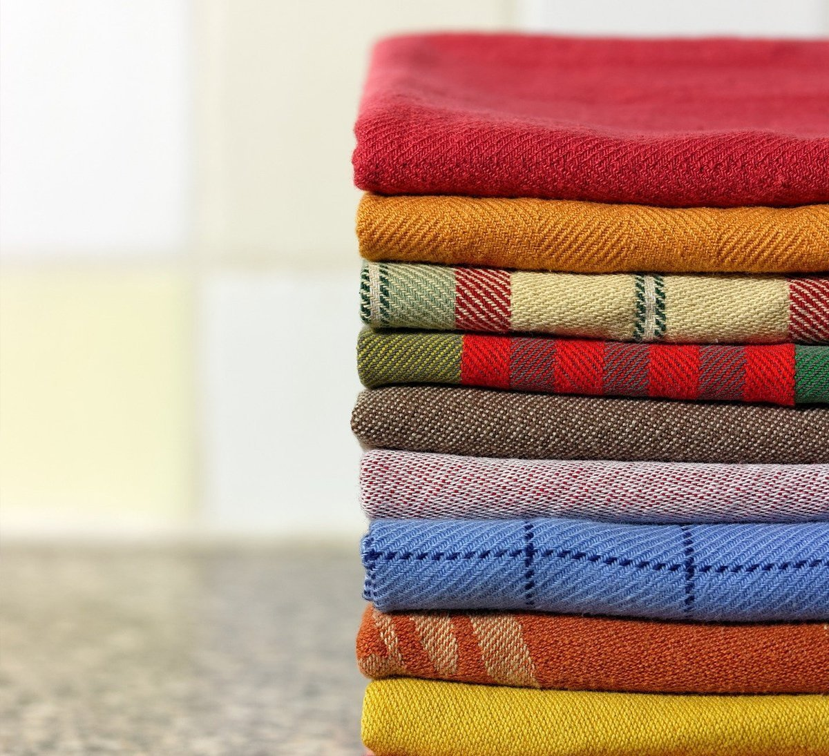 Different Types of Kitchen Towels