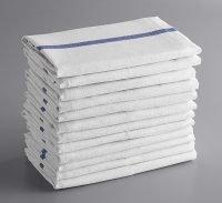 Cotton Herringbone Dish Towel
