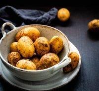 Store Potatoes