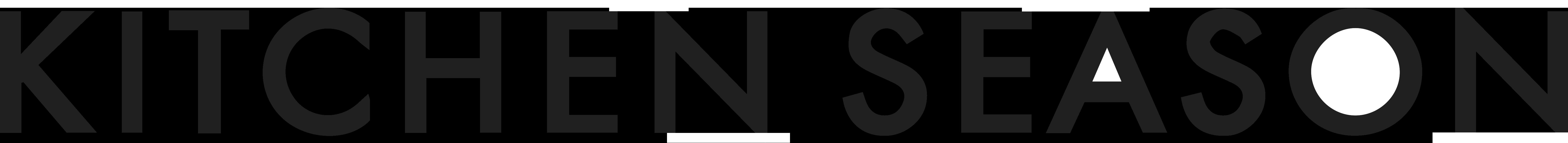 Kitchen Season Logo Dark