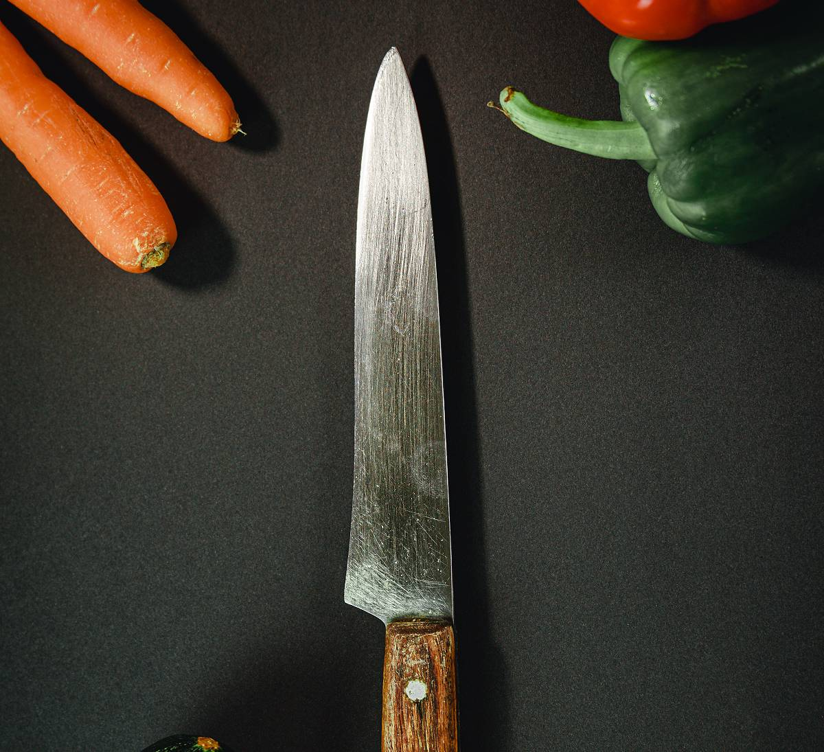 Steel Chefs Knife
